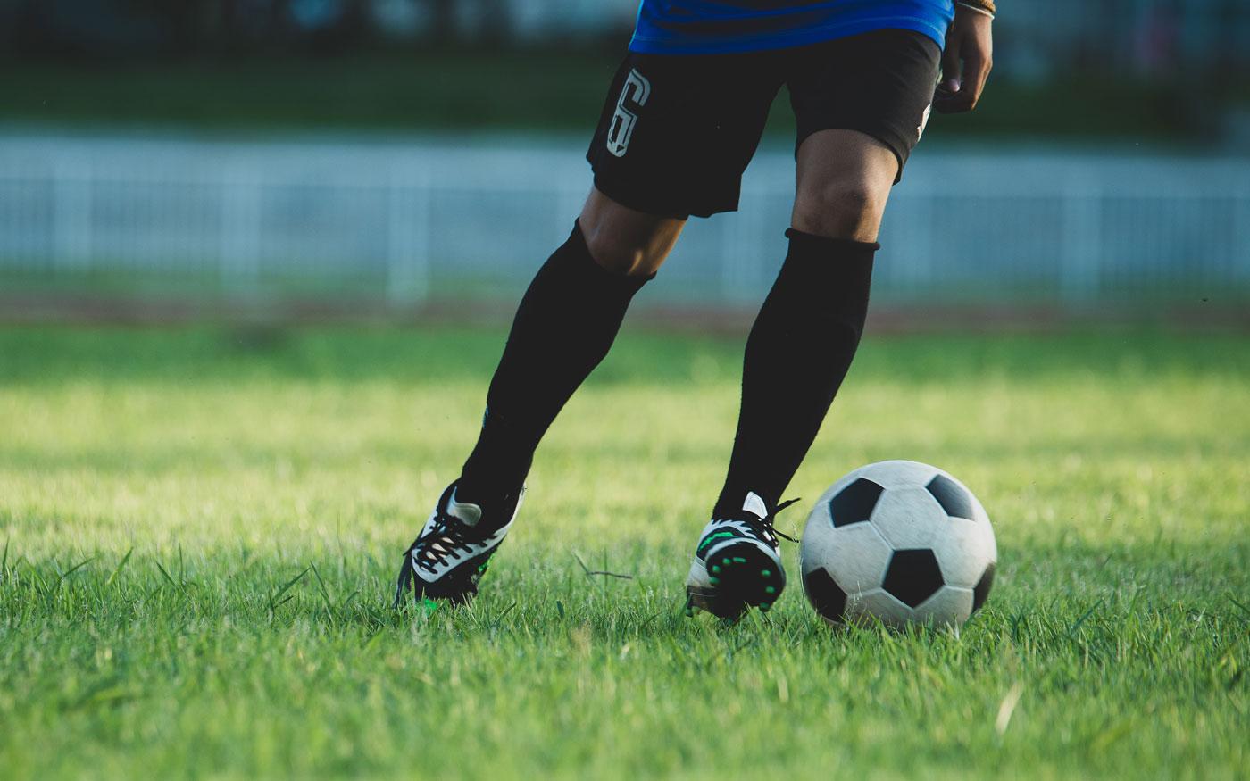 A Dabas ellen játszik Dunaharaszti focicsapata