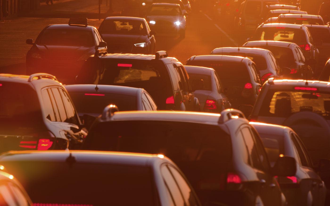 Betonfal csere miatt forgalomkorlátozás lesz az M0-s autóúton