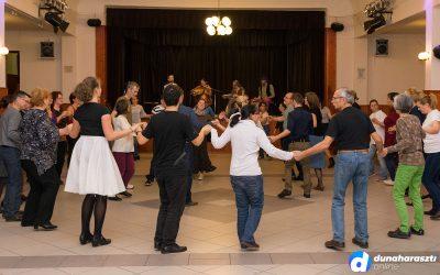 Magyar dallamok, magyar lépések! Első alkalommal is nagy siker volt a táncház