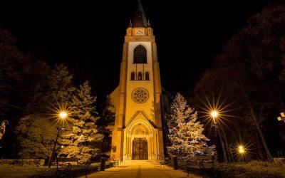A karácsony, Krisztus üzenete! – interjú Láng András kanonok, plébános úrral