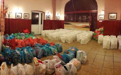 Dunaharaszti ismét összefogott, és sok rászoruló család karácsonyát tették szebbé az adakozók