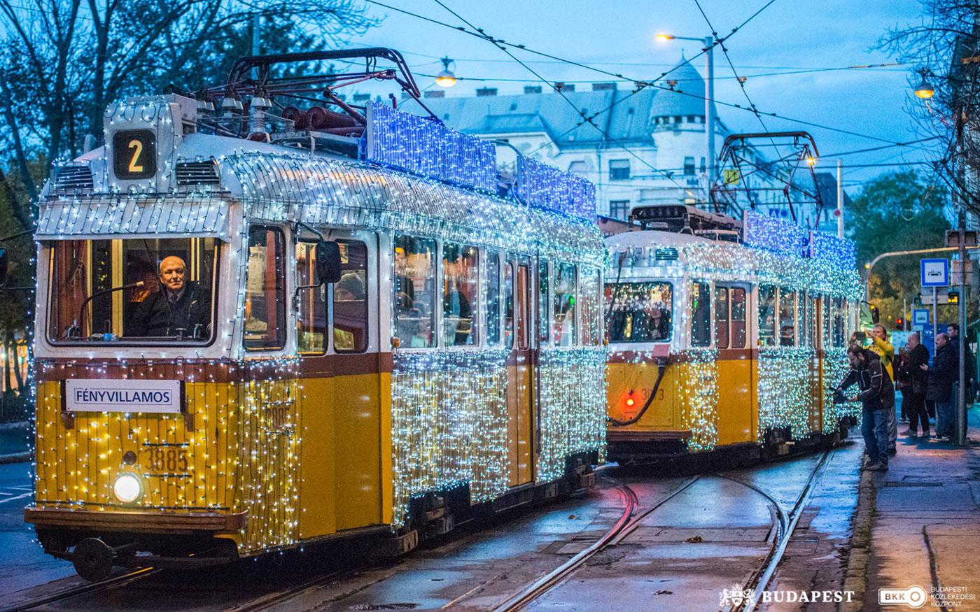 Karácsonyi és Szilveszteri menetrend a közösségi közlekedésben