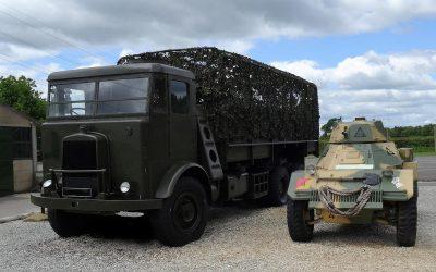 Katonai konvojok vonulnak szerdán az utakon