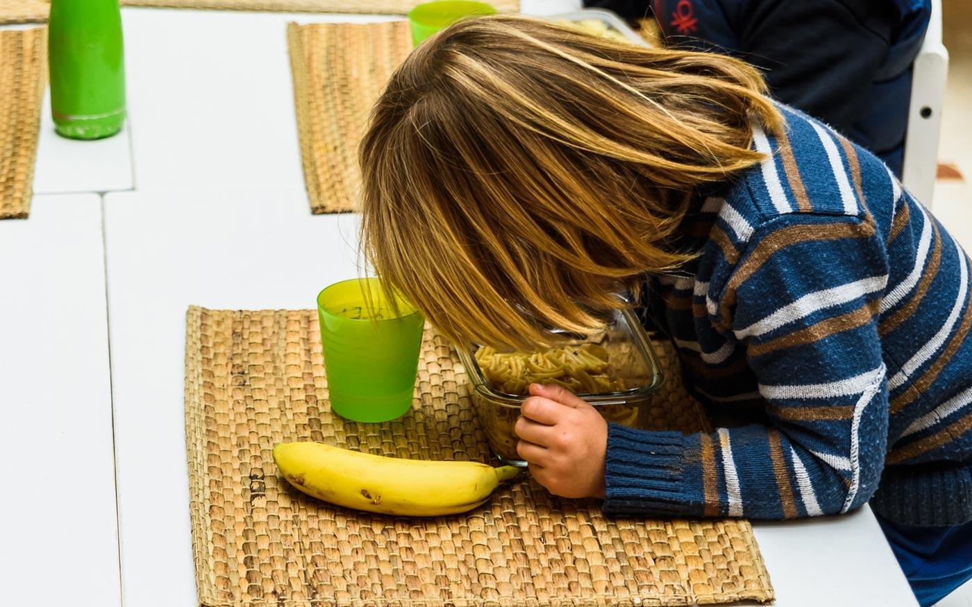 A téli szünetben is kapnak menzát a rászoruló gyerekek