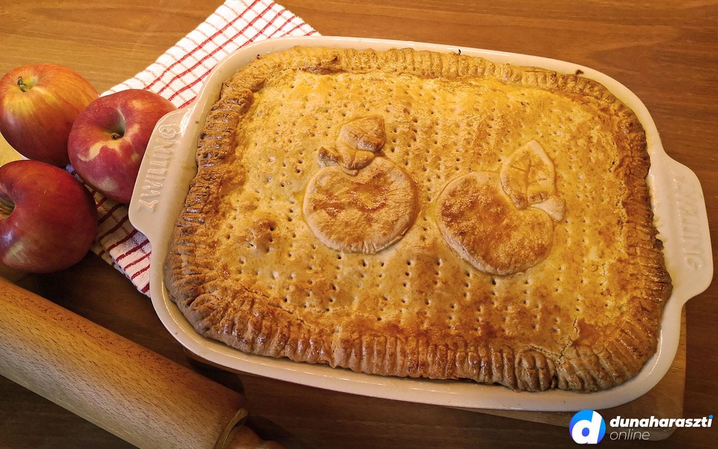 Almás pite, ahogy én szeretem!