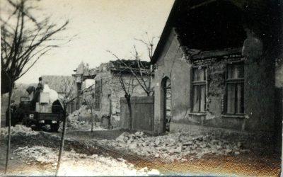 Két halálos áldozatot követelt az 1956-os dunaharaszti földrengés