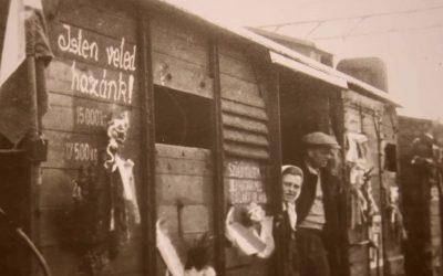 A magyarországi németek elhurcolásának emléknapja van