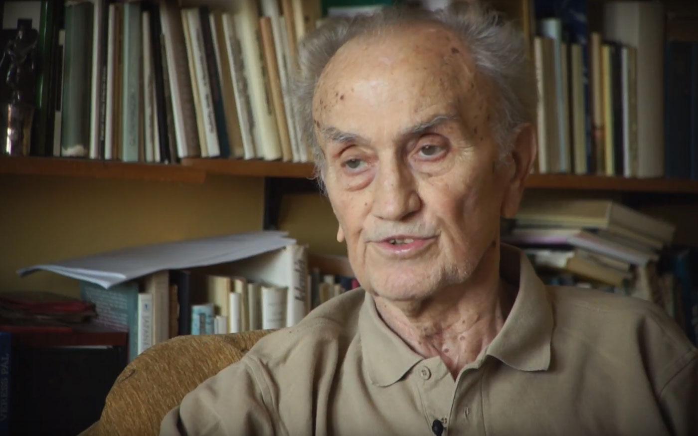 Elhunyt Tornai József író, költő, a Nemzet Művésze, Dunaharaszti díszpolgára