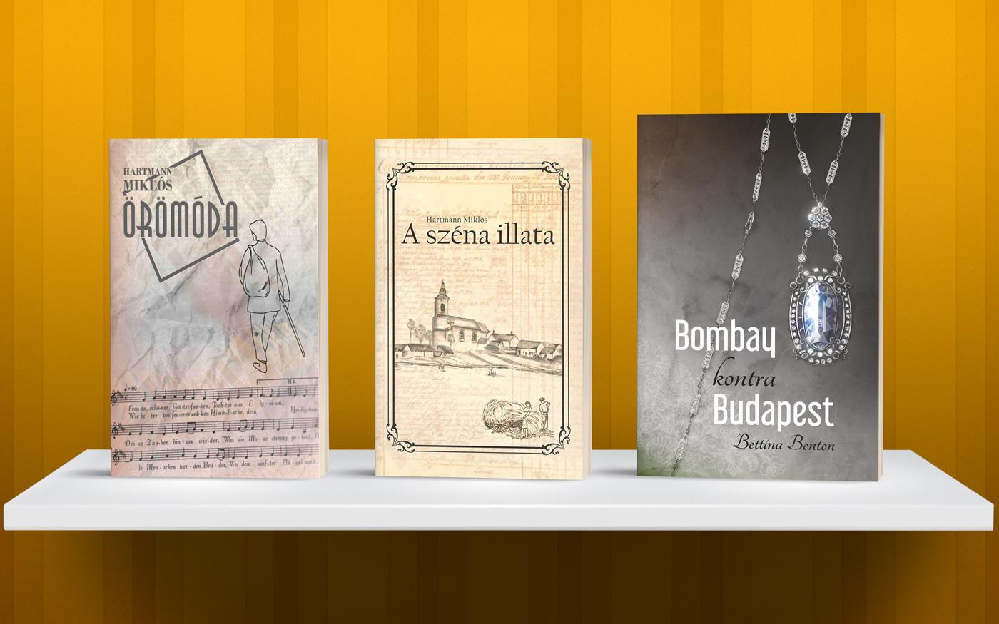 Kötetek, Harasztinak! Bemutató a Városi Könyvtárban