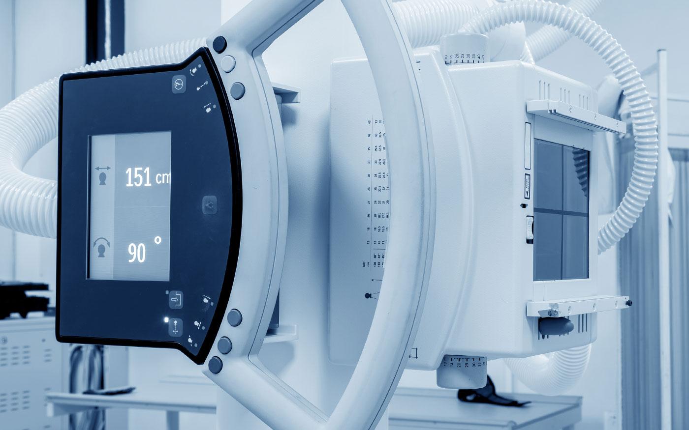 Új, digitális röntgen szolgálja a betegeket a szigetszentmiklósi Rendelőintézetben