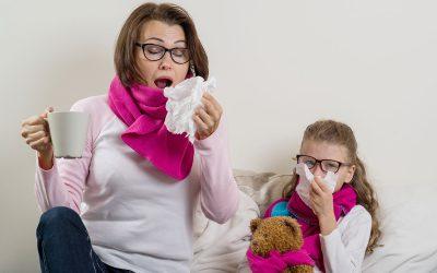 Még mindig növekszik az influenzás megbetegedések száma