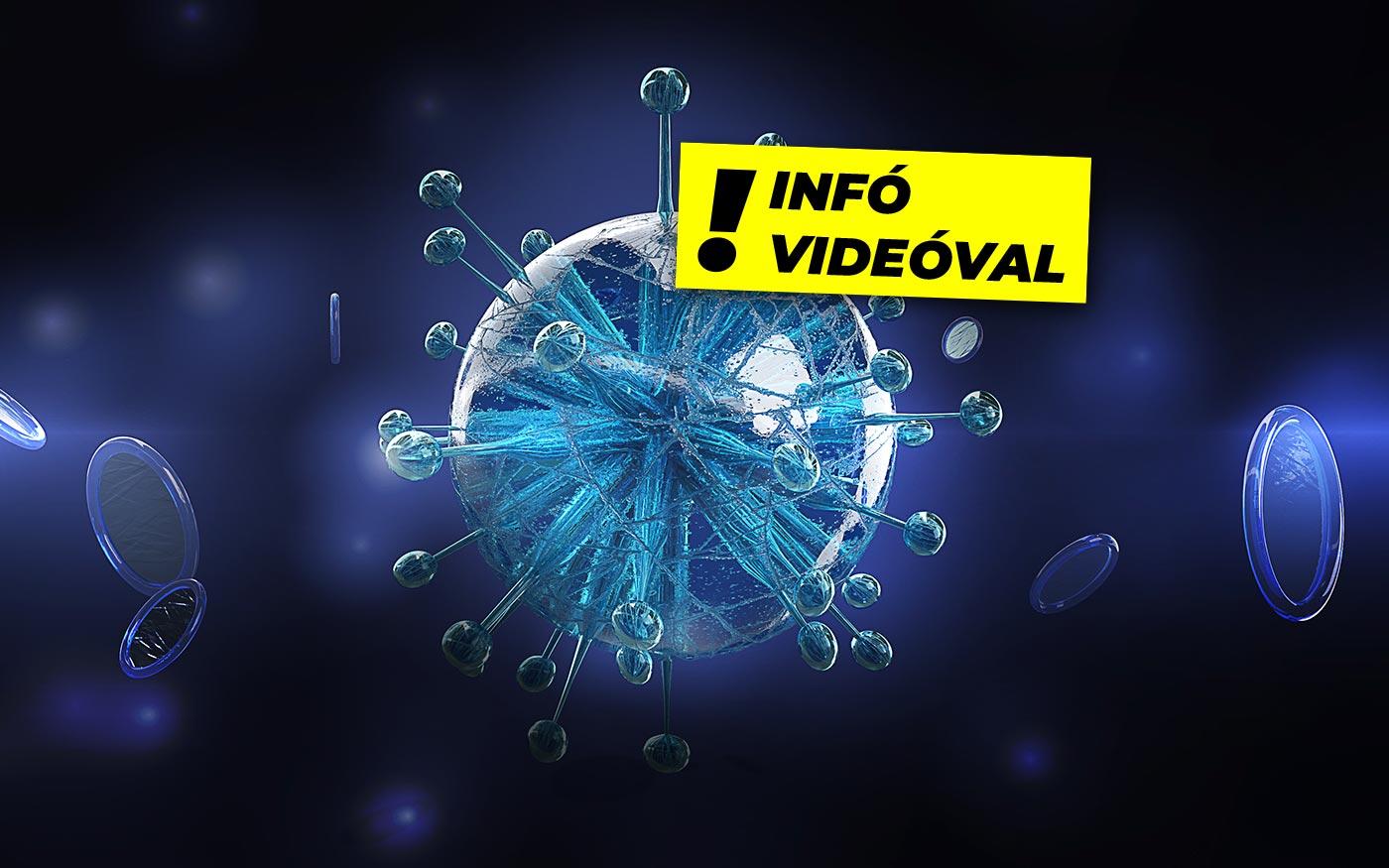 Informatív összefoglaló videó, koronavírus ügyben
