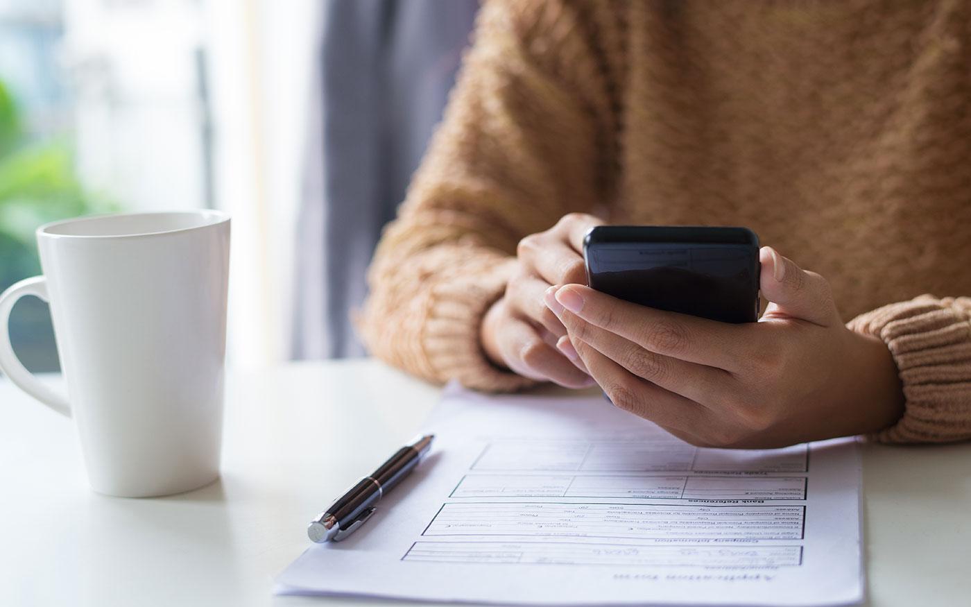 Április 15-ig kérhető az adóbevallás-tervezetek postázása