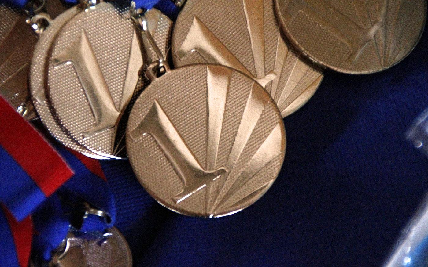 A csapatok közül Dunaharaszti volt a legeredményesebb a gyermek karate versenyen