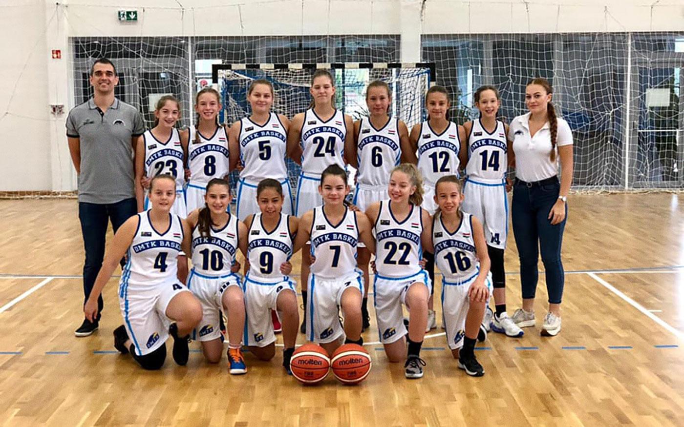 Derekasan helyt álltak, de nem jutottak tovább a kosárlabdázó lányok Szolnokon