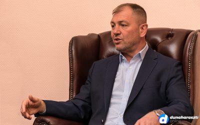A tervezés éve van – interjú a költségvetésről dr.SzalayLászló polgármesterrel