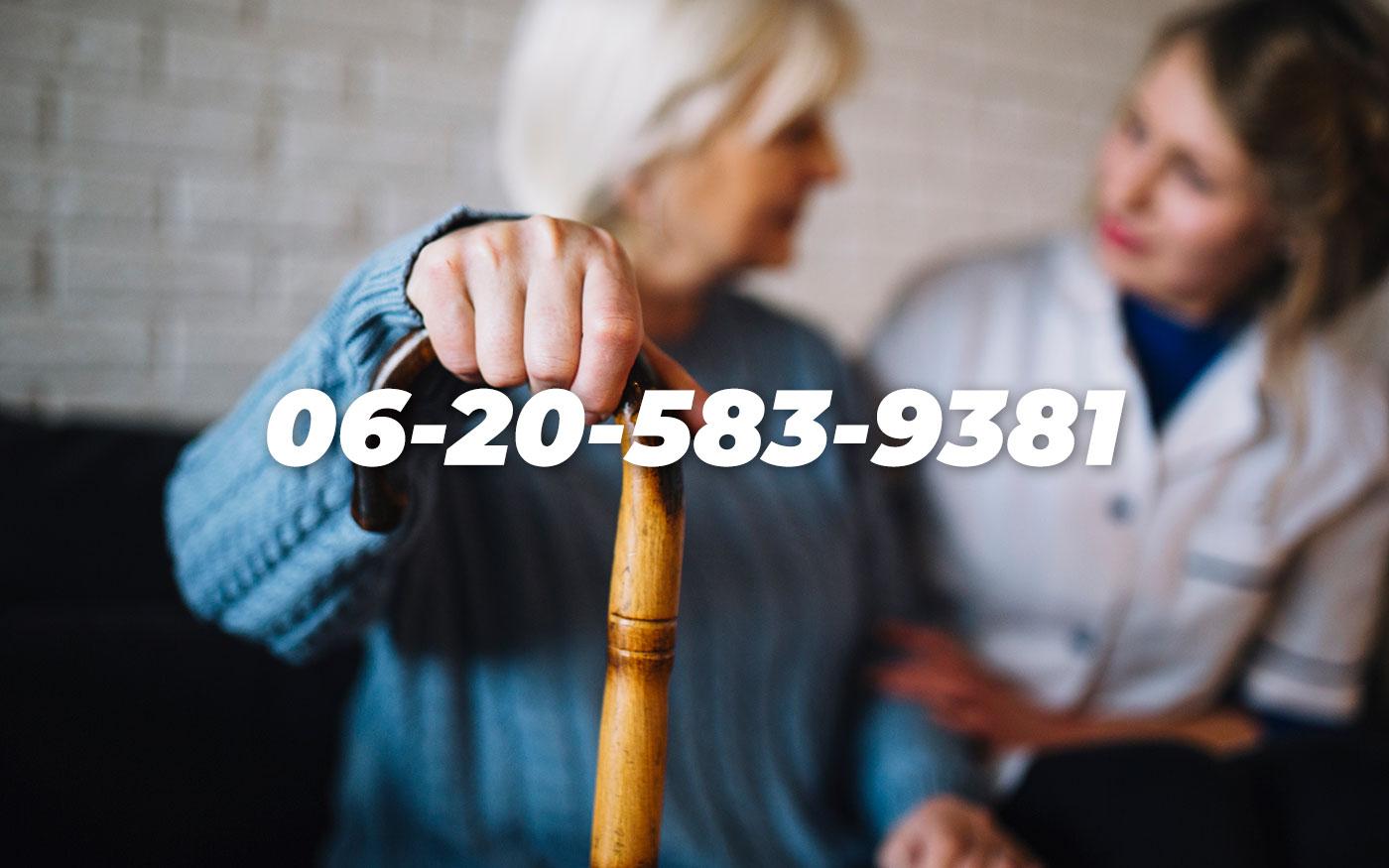 Dunaharaszti segíti a veszélyhelyzetben az időseket!