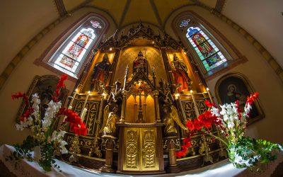 Az Egyházban Húsvét második vasárnapját ünneplik