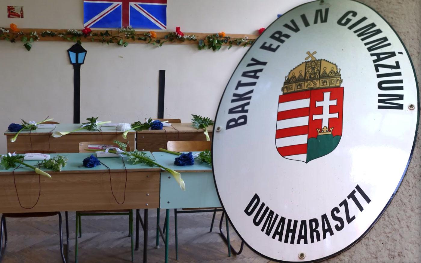 Online ballagást szerveztek Dunaharaszti Gimnáziumában