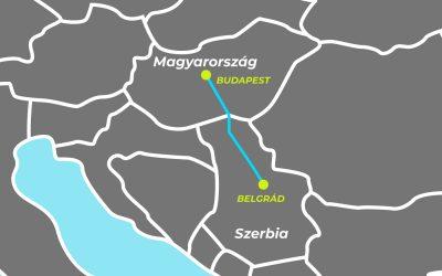 Megszavazta a Parlament a Budapest-Belgrád vasútvonal fejlesztéséről szóló törvényt
