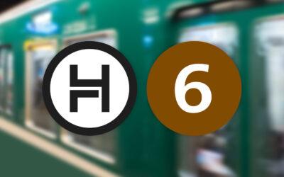 Ismét változás a H6-os HÉV közlekedésében