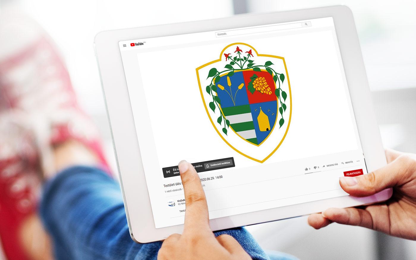 Élőben közvetíti a KisDunaTV a neten Dunaharaszti képviselő-testületének ülését