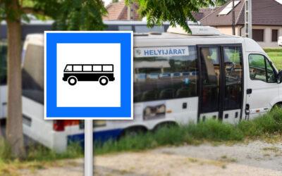 Újra változtatott menetrendjén Dunaharaszti helyi buszos cége
