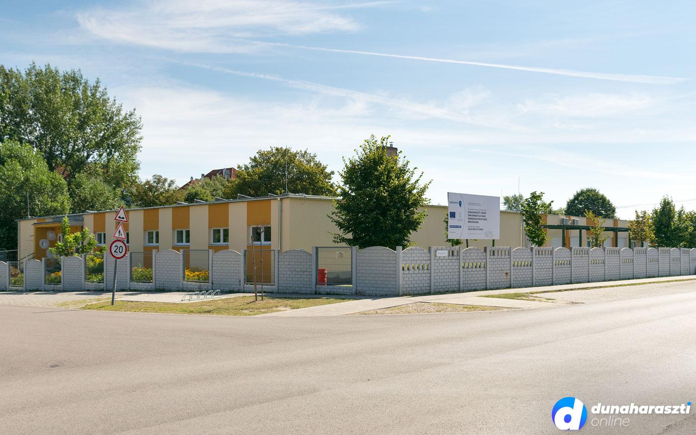 Befejezték dunaharaszti intézményeinek energiahatékonysági fejlesztését