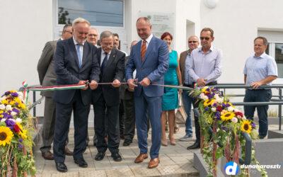 Átadták Dunaharaszti új orvosi rendelőjét