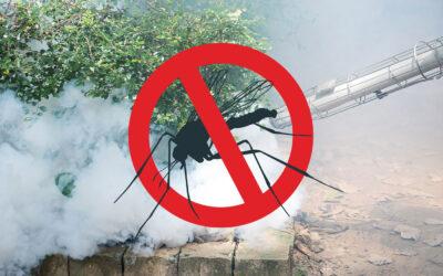 Ismét szúnyoggyérítés