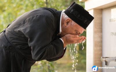 A víz misztériuma – Bolgár Emlékkút avató Dunaharasztin
