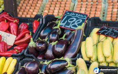 Sok vásárlót vonz a piac – ármustra