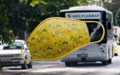 50 ezer forintos büntetés is lehet a maszk nélküli utazás vége a dunaharaszti buszokon