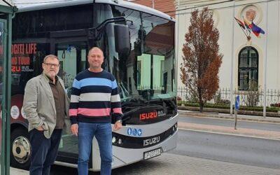 Megújulás előtt Dunaharaszti buszközlekedése