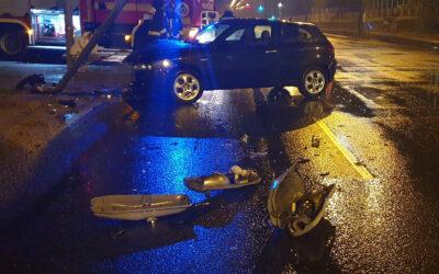 Csúnya balesetek Dunaharasztin és közelében