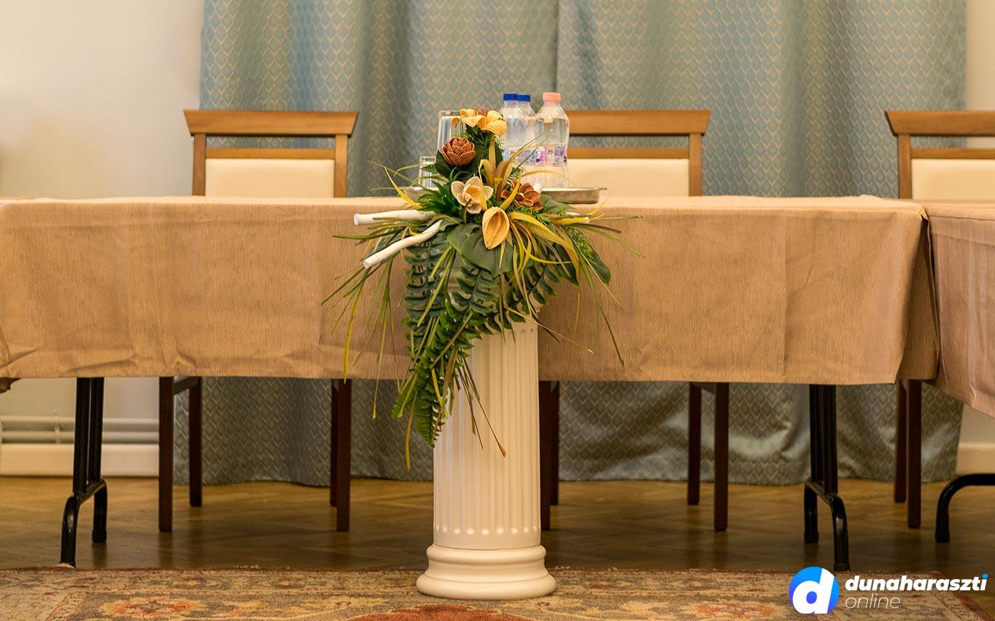 Rendkívüli ülést tart Dunaharaszti képviselő-testülete