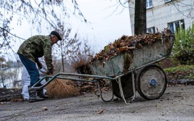 Továbbra is TILOS a kerti hulladék égetése Harasztin