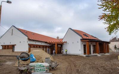 Dunaharasztin és a környék településein is új bölcsődei férőhelyek létesülnek