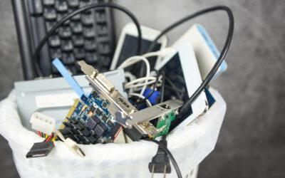 Elektronikai hulladékgyűjtés!