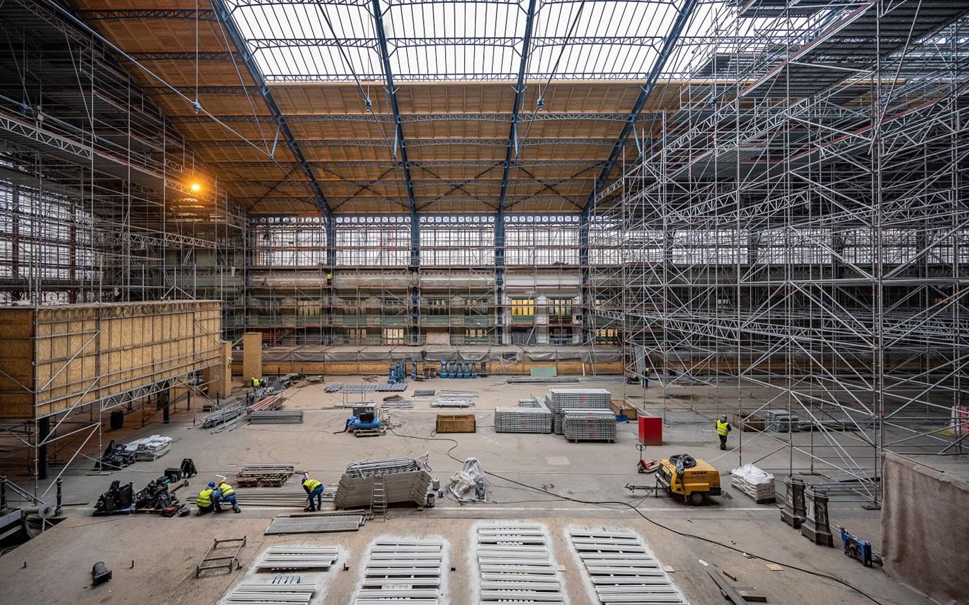 Fél évszázados rejtett hibákra derült fény a Nyugati pályaudvar felújításakor