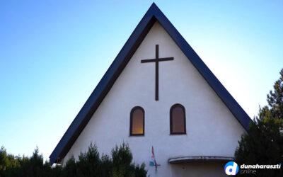 Megújulhat a dunaharaszti Evangélikus templom