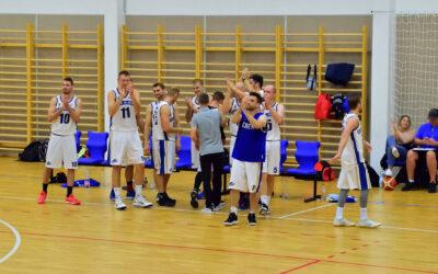 Mérkőzés dömping a DMTK kosárlabdázóinál