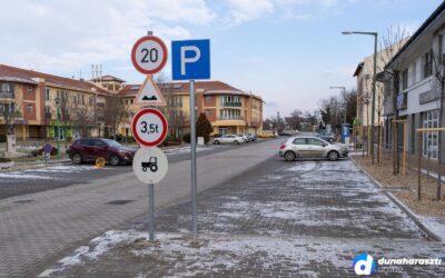 Itt az idő: új parkolási rend Dunaharasztin
