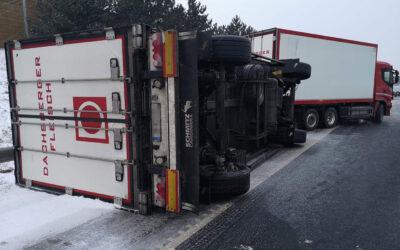 Körültekintően vezessen – csütörtökön is sok baleset volt