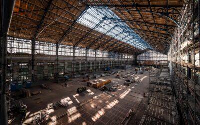 Megújult a Nyugati pályaudvar tetőszerkezete