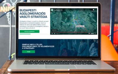 Társadalmi vita a Budapesti Agglomerációs Vasúti Stratégiáról