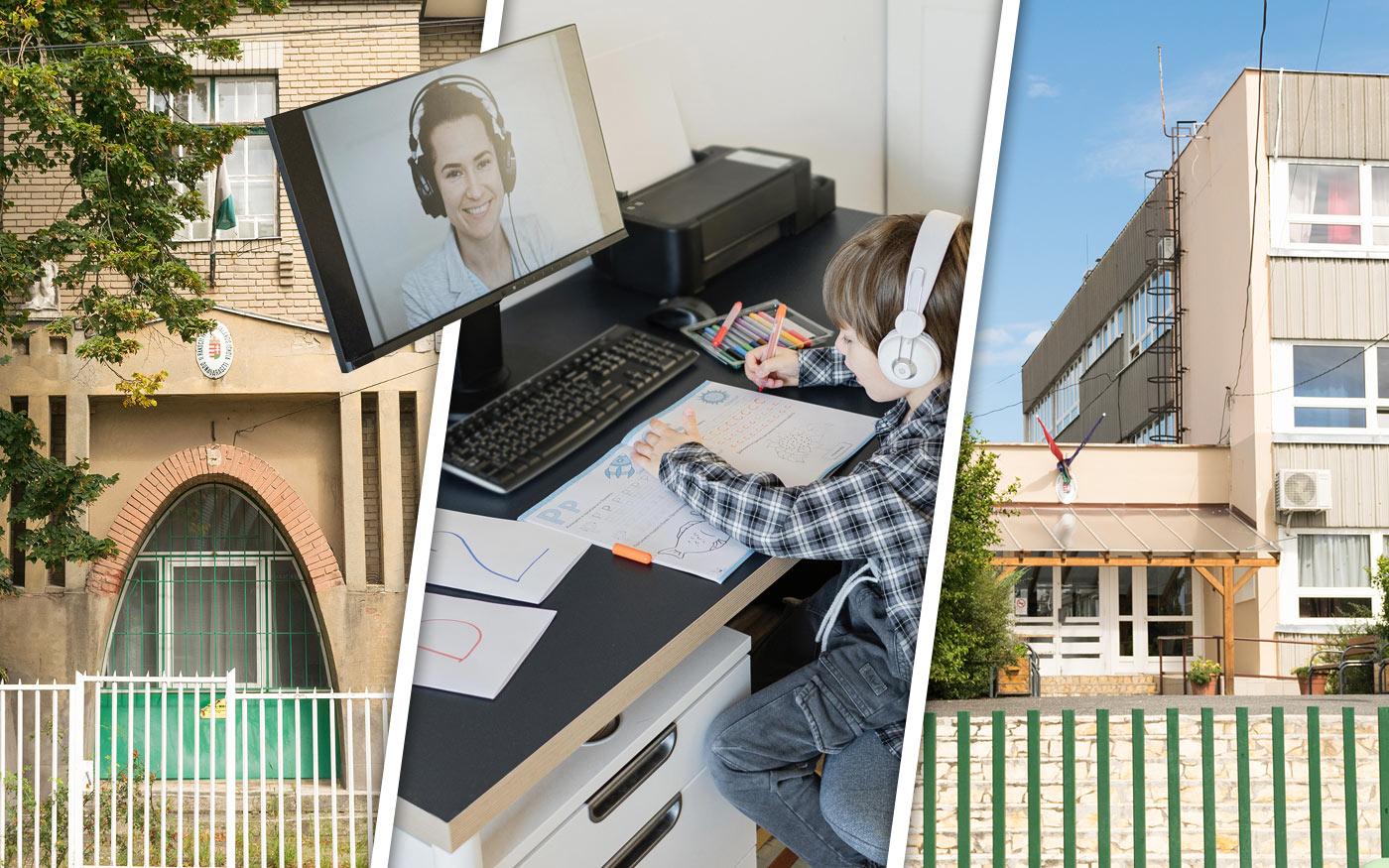 Nem mennek még iskolába a Rákóczi diákjai, a Kőrösiben egy osztály marad otthon