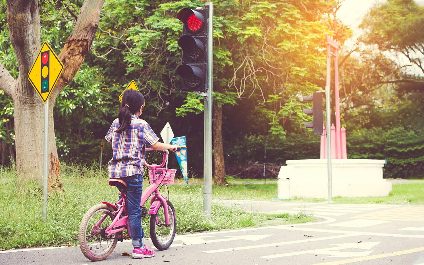 Közlekedési alapvizsga vár a gyerekekre