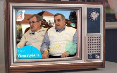 Film: Városatyák II.
