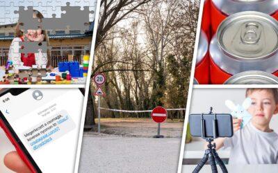Vasút, óvoda, Coca-Cola, Vagabond – heti hírösszefoglaló Dunaharasztiról